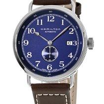 Hamilton Khaki Navy Pioneer new Automatic Watch with original box H78455543