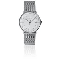 Junghans max bill Automatic Acier 38mm Blanc France, Paris 1er