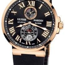 Ulysse Nardin Marine Chronometer 43mm 266-67-3/42 pre-owned
