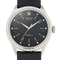 Rolex Cellini Time 50709RBR_11DIA - BLACK new