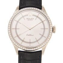 Rolex Cellini Time 50709RBRSV new