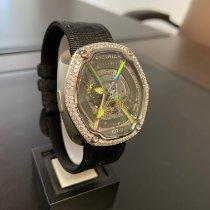 Dietrich Ατσάλι 48mm Αυτόματη OT-3 Rainbow Diamond bezel (Extremely rare model) καινούριο