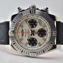 Breitling Chronomat 41 Stahl 41mm Silber Keine Ziffern Deutschland, Iffezheim