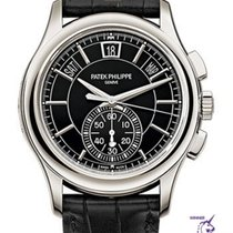 Patek Philippe 5905P-010 Platino 2018 Annual Calendar Chronograph 42mm nuevo