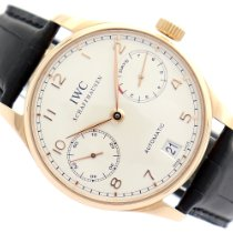 IWC IW500113 Oro rosa Portuguese Automatic 42,3mm usados