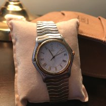Ebel Sportwave Gold/Steel White Roman numerals United States of America, Indiana, INDIANAPOLIS