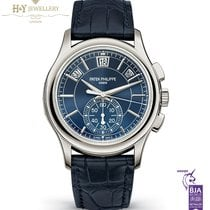 Patek Philippe Annual Calendar Chronograph new 2019 Automatic Chronograph Watch with original box and original papers 5905P-001