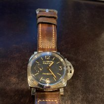 Panerai Luminor Marina 1950 3 Days Steel 47mm Black Arabic numerals United States of America, Tennesse, Jackson