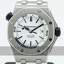 Audemars Piguet 15710ST.OO.A010CA.01 Acier 2020 Royal Oak Offshore Diver 42mm occasion