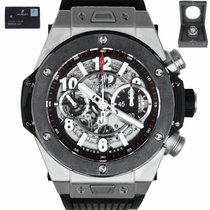 Hublot Big Bang Unico Titanium 45mm Transparent Arabic numerals