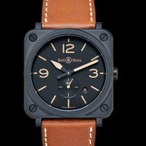 Bell & Ross BR S Ceramic 39mm Black United States of America, California, Burlingame