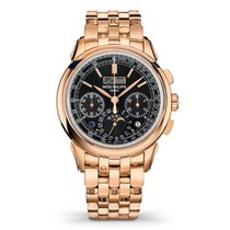Patek Philippe 5270/1R-001 Rose gold 2020 Perpetual Calendar Chronograph 41mm new United States of America, New York, New York