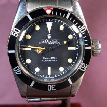 Rolex Submariner (No Date) 6538 Big Crown James Bond from 1959 Gut Stahl 38mm Automatik Deutschland, Eltville
