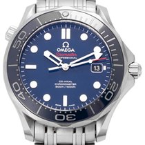 Omega Seamaster Diver 300 M Staal 41mm