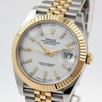 Rolex Datejust 126333 2016 tweedehands