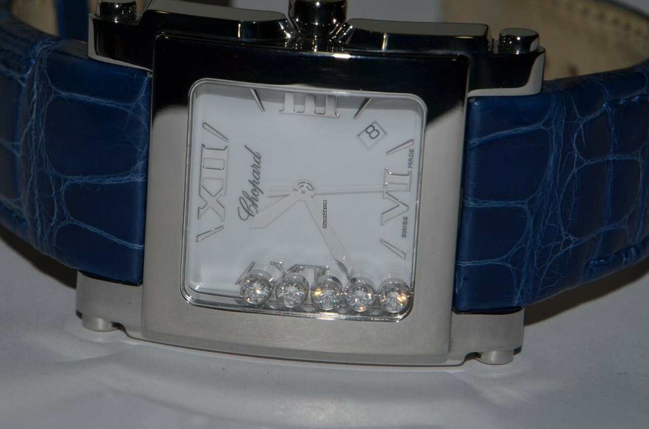 Chopard Happy Sport 288467-3003 pre-owned