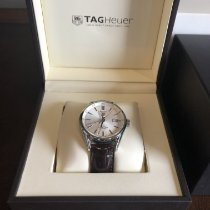 TAG Heuer Carrera Calibre 7 Steel 41mm Champagne