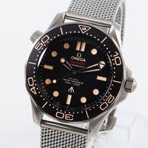 Omega Seamaster Diver 300 M Titan 42mm Smedj Bez brojeva