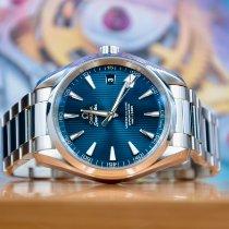 Omega 231.10.42.21.03.003 Acier 2016 Seamaster Aqua Terra 41.5mm occasion