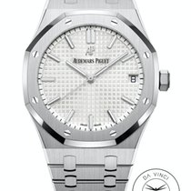 Audemars Piguet Royal Oak Selfwinding Acier 41mm Blanc France, Paris