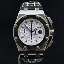 Audemars Piguet Royal Oak Offshore Chronograph Titane 44mm Blanc France, Strasbourg