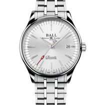 Ball Trainmaster Eternity neu 2020 Automatik Uhr mit Original-Box und Original-Papieren NM3280D-S1CJ-SL