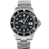 Rolex Submariner Date Steel 40mm Black No numerals United States of America, Maryland, Baltimore, MD