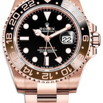 Rolex Rose gold 40mm Automatic 126715CHNR new