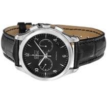 Zenith El Primero Chronograph pre-owned 40mm Black Chronograph Date Leather
