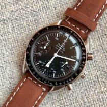 Omega Speedmaster Reduced gebraucht 39mm Schwarz Chronograph