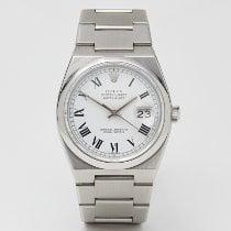 Rolex Datejust Oysterquartz Сталь 36mm Белый Без цифр