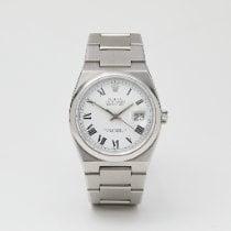 Rolex Datejust Oysterquartz Acero 36mm Blanco Sin cifras
