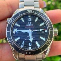 Omega Seamaster Planet Ocean Steel 42mm Black Arabic numerals United States of America, Pennsylvania, Philadelphia