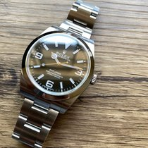 Rolex Explorer Steel 39mm Black Arabic numerals United States of America, California, Sunnyvale