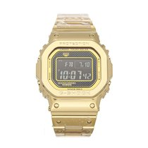 Casio G-Shock G-D5000-9JR Very good Yellow gold 50mm Quartz