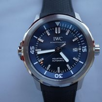 IWC Aquatimer Automatic Steel 42mm Blue No numerals United States of America, Illinois, Chicago