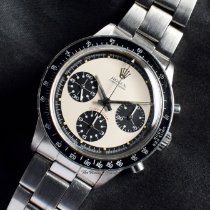 Rolex Daytona Steel White