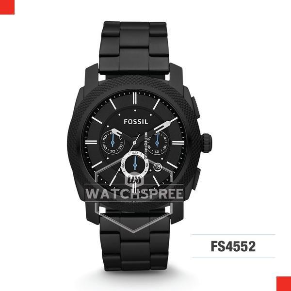 Fossil nye klokke FS4682 for Menn Bestill nå!
