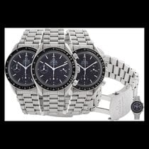 Omega Speedmaster Reduced Steel 38mm Black No numerals United States of America, Florida, Surfside