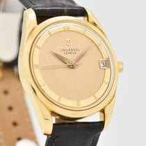 Universal Genève Polerouter 34mm Gold United States of America, California, Beverly Hills