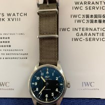 IWC IW327007 / 5645050 Acero 2018 Pilot Mark 40mm nuevo