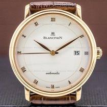 Blancpain Villeret Ultra-Slim Rose gold 38mm Roman numerals United States of America, Massachusetts, Boston