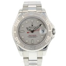 Rolex Yacht-Master Steel 35mm Grey