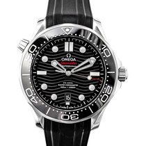 Omega 210.32.42.20.01.001 Acier 2020 Seamaster Diver 300 M 42mm nouveau