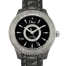 Dior VIII Ceramic 38mm Black United States of America, New Jersey, Cresskill