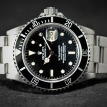 Rolex Submariner Date 16800 Fair Steel 40mm Automatic Finland, Jyväskylä