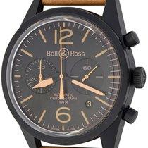 Bell & Ross BR V1 Steel 43mm Black Arabic numerals United States of America, Texas, Dallas