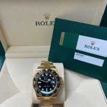 Rolex GMT-Master II 116718LN 2017 pre-owned