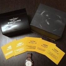 Breitling Montbrillant Légende Золото/Cталь 47mm Белый Без цифр Россия, Rostov-on-Don