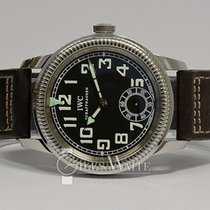 IWC Pilot Steel 44mm Black Arabic numerals United Kingdom, Hampshire
